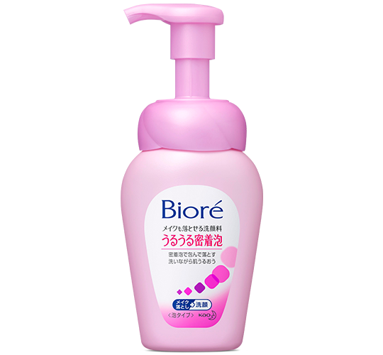 Biore 2 in 1 Foaming Cleanser