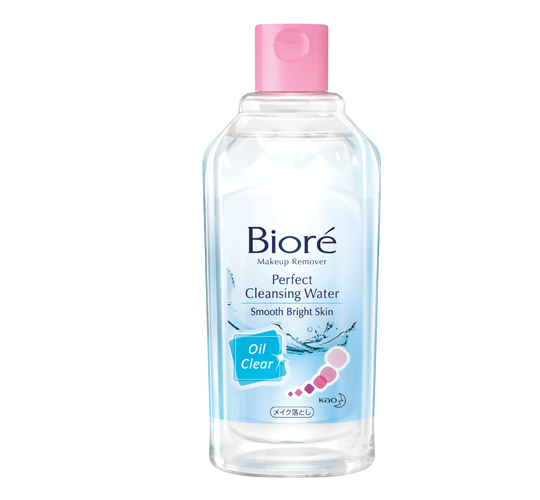 Biore Perfect Cleansing Water Oil Clear
