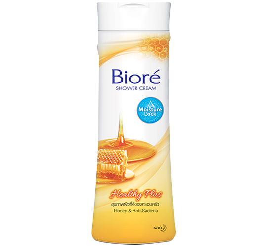 Biore Shower Cream Healthy Plus
